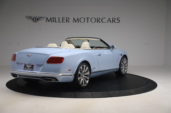 Used 2017 Bentley Continental GT Convertible W12 for sale $169,900 at Maserati of Westport in Westport CT 06880 8