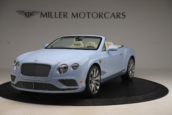 Used 2017 Bentley Continental GT Convertible W12 for sale $169,900 at Maserati of Westport in Westport CT 06880 1