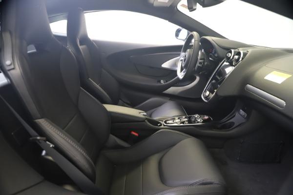 New 2020 McLaren GT Luxe for sale $247,125 at Maserati of Westport in Westport CT 06880 18