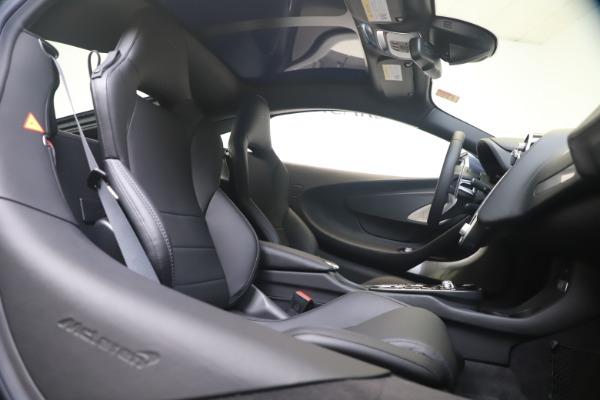 New 2020 McLaren GT Luxe for sale $247,125 at Maserati of Westport in Westport CT 06880 19