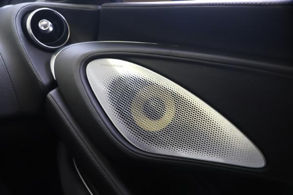 New 2020 McLaren GT Luxe for sale $247,125 at Maserati of Westport in Westport CT 06880 21