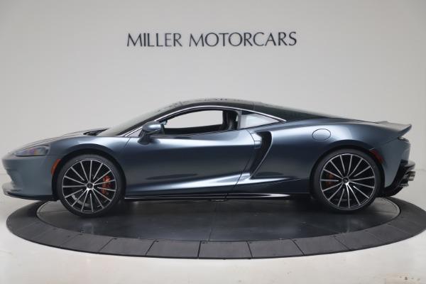 New 2020 McLaren GT Luxe for sale $247,125 at Maserati of Westport in Westport CT 06880 3