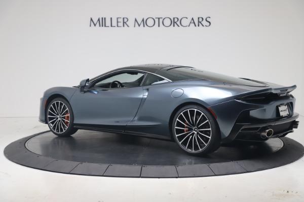 New 2020 McLaren GT Luxe for sale $247,125 at Maserati of Westport in Westport CT 06880 4