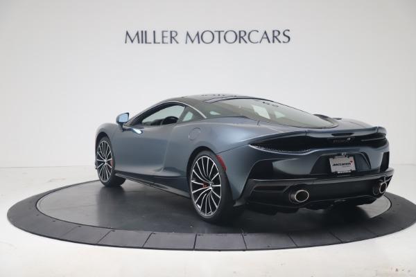 New 2020 McLaren GT Luxe for sale $247,125 at Maserati of Westport in Westport CT 06880 5