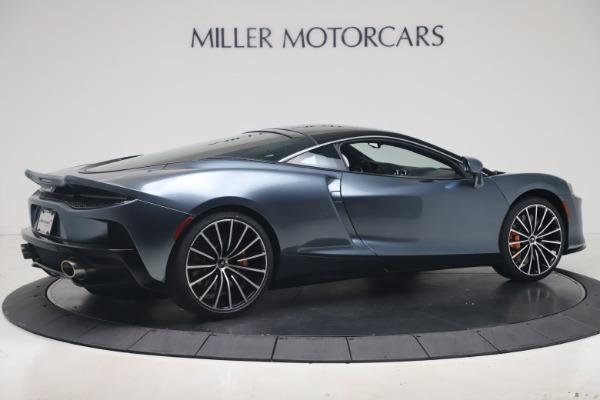 New 2020 McLaren GT Luxe for sale $247,125 at Maserati of Westport in Westport CT 06880 8