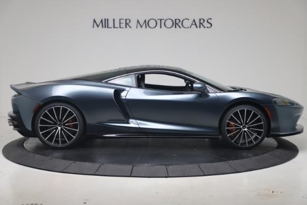 New 2020 McLaren GT Luxe for sale $247,125 at Maserati of Westport in Westport CT 06880 9