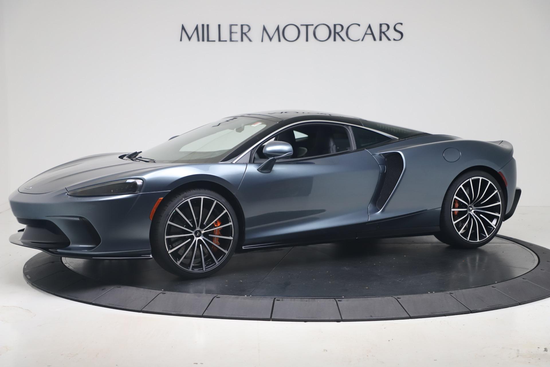 New 2020 McLaren GT Luxe for sale $247,125 at Maserati of Westport in Westport CT 06880 1