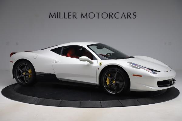 Used 2013 Ferrari 458 Italia for sale $229,900 at Maserati of Westport in Westport CT 06880 10