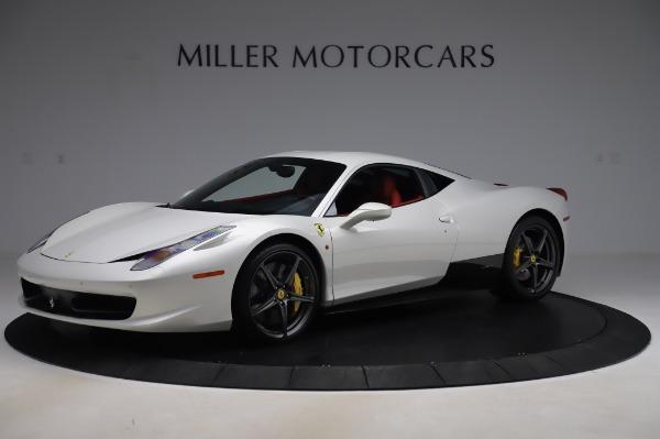 Used 2013 Ferrari 458 Italia for sale $229,900 at Maserati of Westport in Westport CT 06880 2