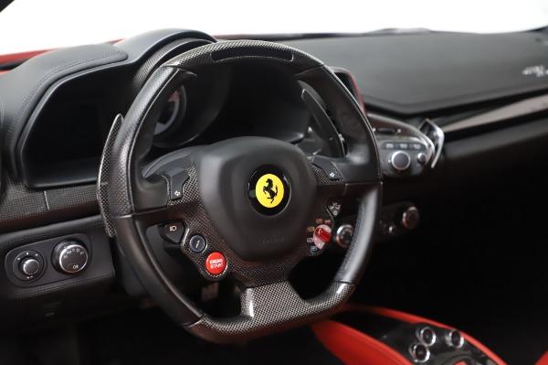 Used 2013 Ferrari 458 Italia for sale Sold at Maserati of Westport in Westport CT 06880 21
