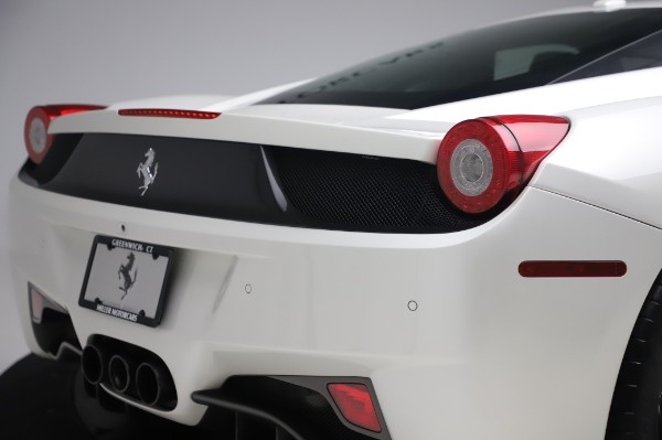 Used 2013 Ferrari 458 Italia for sale Sold at Maserati of Westport in Westport CT 06880 27