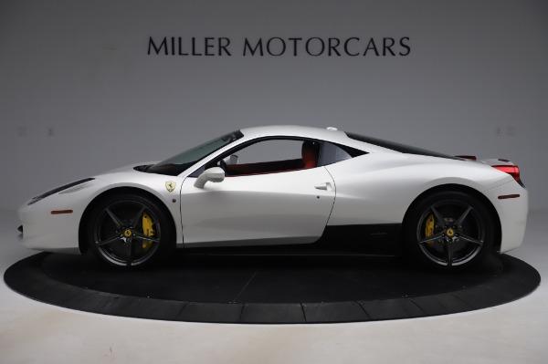 Used 2013 Ferrari 458 Italia for sale $229,900 at Maserati of Westport in Westport CT 06880 3