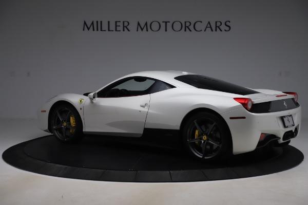 Used 2013 Ferrari 458 Italia for sale $229,900 at Maserati of Westport in Westport CT 06880 4