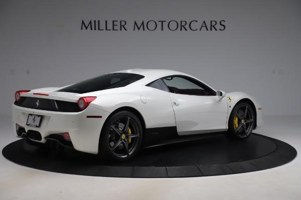 Used 2013 Ferrari 458 Italia for sale $229,900 at Maserati of Westport in Westport CT 06880 7