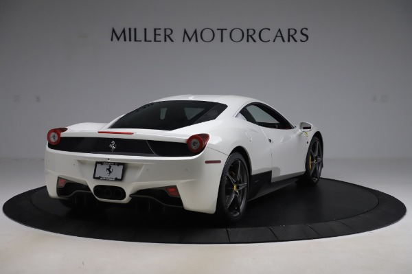 Used 2013 Ferrari 458 Italia for sale $229,900 at Maserati of Westport in Westport CT 06880 8