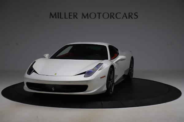 Used 2013 Ferrari 458 Italia for sale $229,900 at Maserati of Westport in Westport CT 06880 1