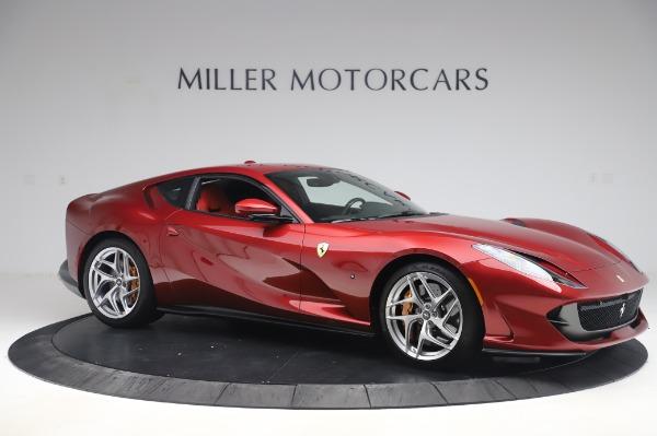 Used 2020 Ferrari 812 Superfast for sale $399,900 at Maserati of Westport in Westport CT 06880 10