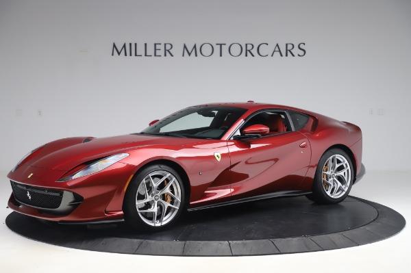 Used 2020 Ferrari 812 Superfast for sale $399,900 at Maserati of Westport in Westport CT 06880 2