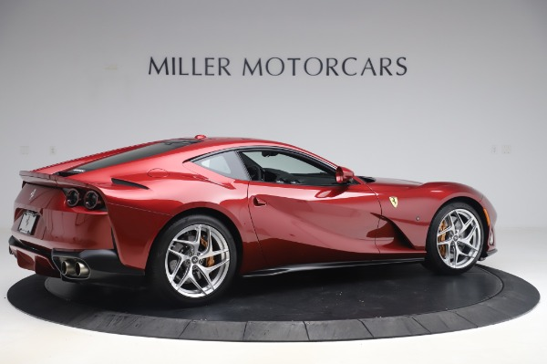 Used 2020 Ferrari 812 Superfast for sale $399,900 at Maserati of Westport in Westport CT 06880 8
