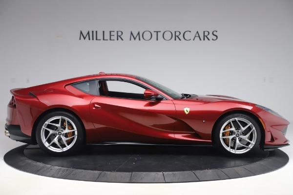 Used 2020 Ferrari 812 Superfast for sale $399,900 at Maserati of Westport in Westport CT 06880 9