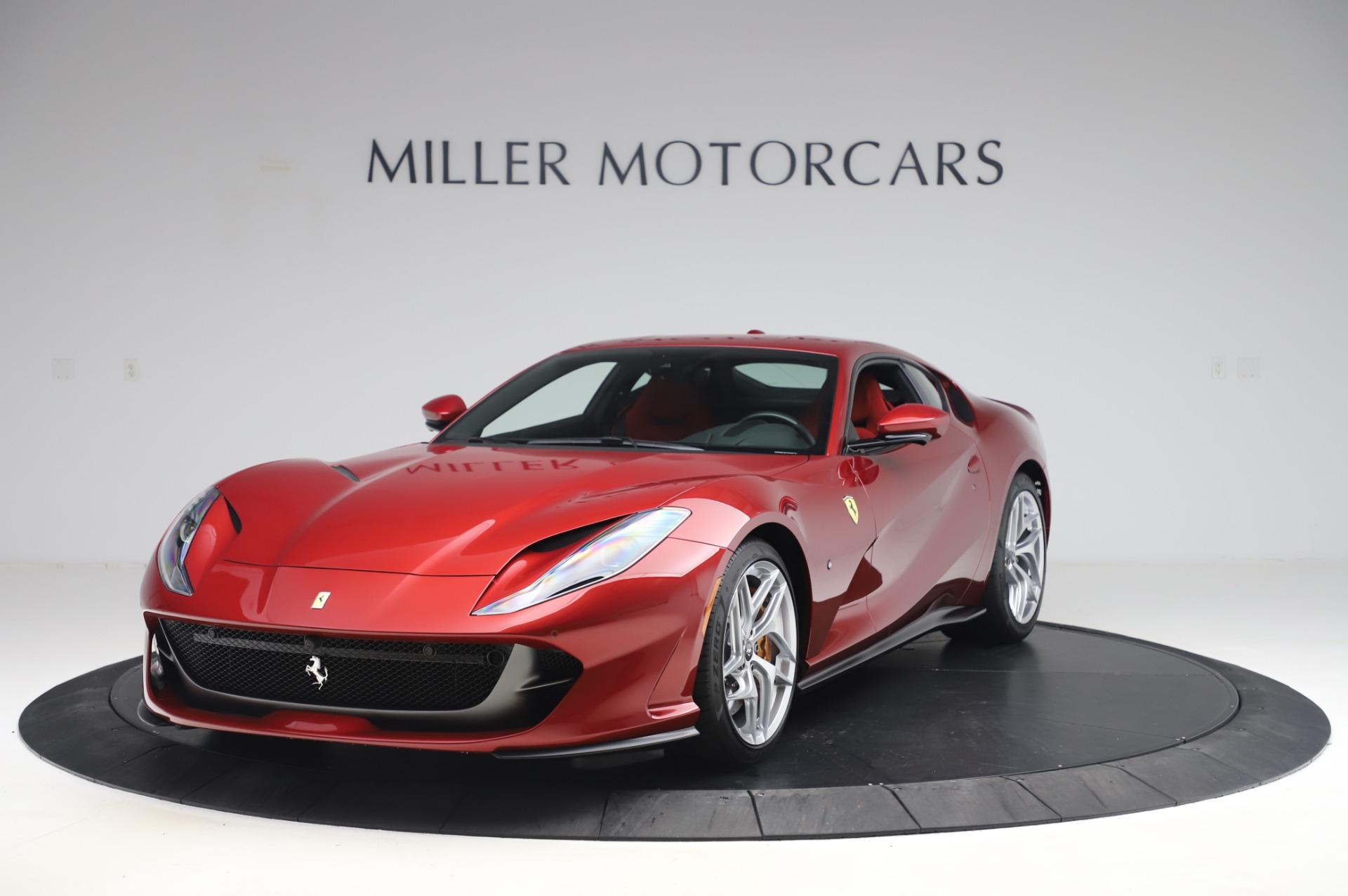 Used 2020 Ferrari 812 Superfast for sale $399,900 at Maserati of Westport in Westport CT 06880 1