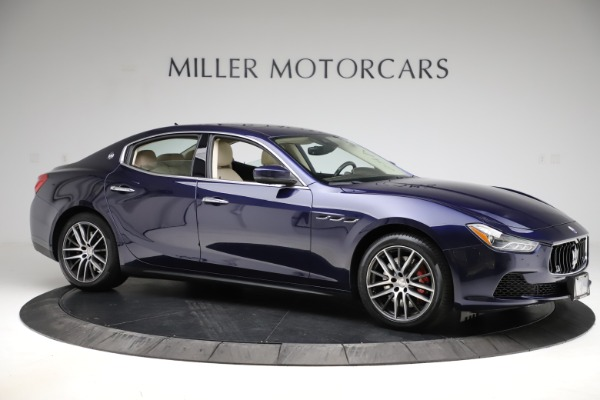 Used 2017 Maserati Ghibli S Q4 for sale Call for price at Maserati of Westport in Westport CT 06880 10