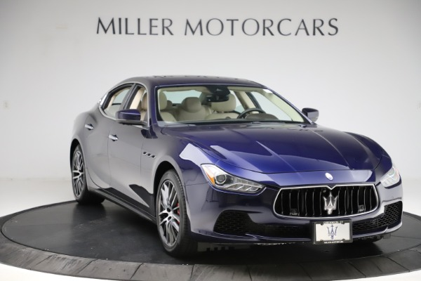 Used 2017 Maserati Ghibli S Q4 for sale Call for price at Maserati of Westport in Westport CT 06880 11