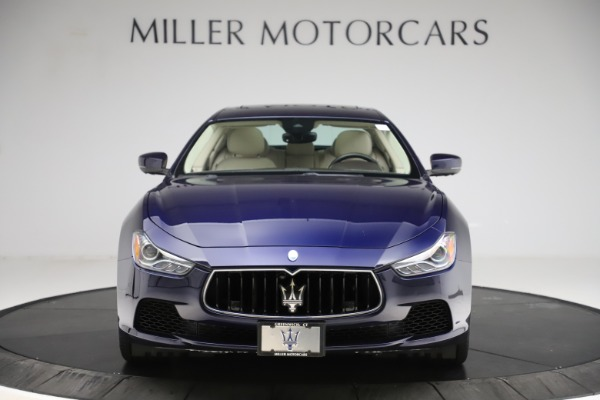 Used 2017 Maserati Ghibli S Q4 for sale Call for price at Maserati of Westport in Westport CT 06880 12
