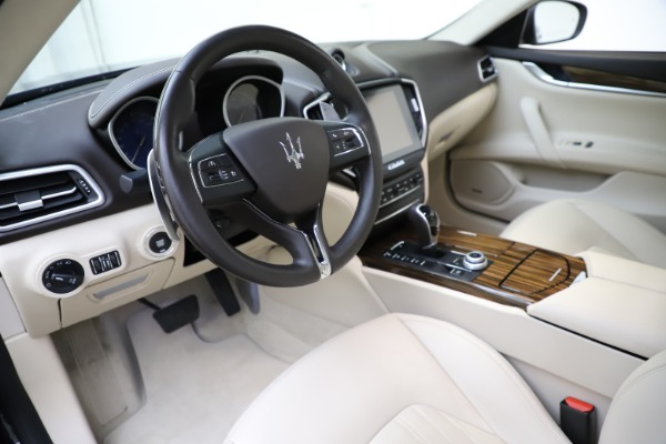 Used 2017 Maserati Ghibli S Q4 for sale Call for price at Maserati of Westport in Westport CT 06880 13