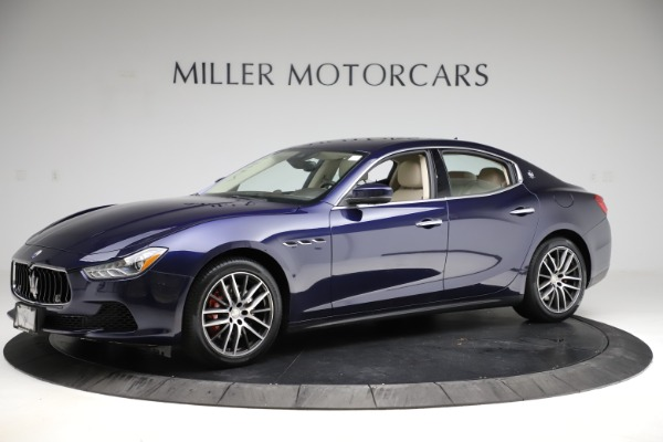 Used 2017 Maserati Ghibli S Q4 for sale Call for price at Maserati of Westport in Westport CT 06880 2