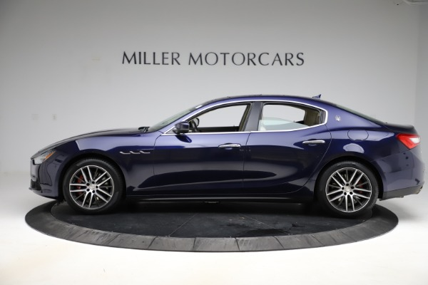 Used 2017 Maserati Ghibli S Q4 for sale Call for price at Maserati of Westport in Westport CT 06880 3