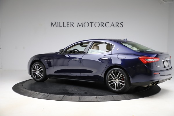 Used 2017 Maserati Ghibli S Q4 for sale Call for price at Maserati of Westport in Westport CT 06880 4