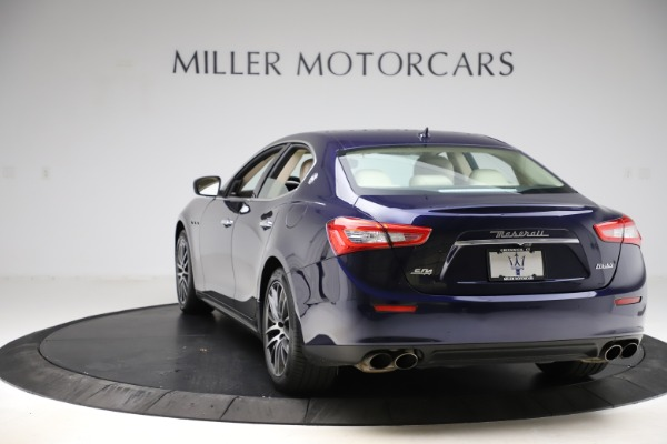 Used 2017 Maserati Ghibli S Q4 for sale Call for price at Maserati of Westport in Westport CT 06880 5
