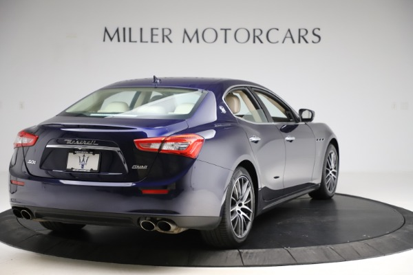 Used 2017 Maserati Ghibli S Q4 for sale Call for price at Maserati of Westport in Westport CT 06880 7