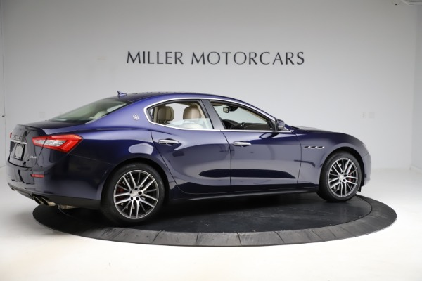 Used 2017 Maserati Ghibli S Q4 for sale Call for price at Maserati of Westport in Westport CT 06880 8