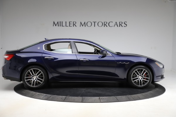 Used 2017 Maserati Ghibli S Q4 for sale Call for price at Maserati of Westport in Westport CT 06880 9