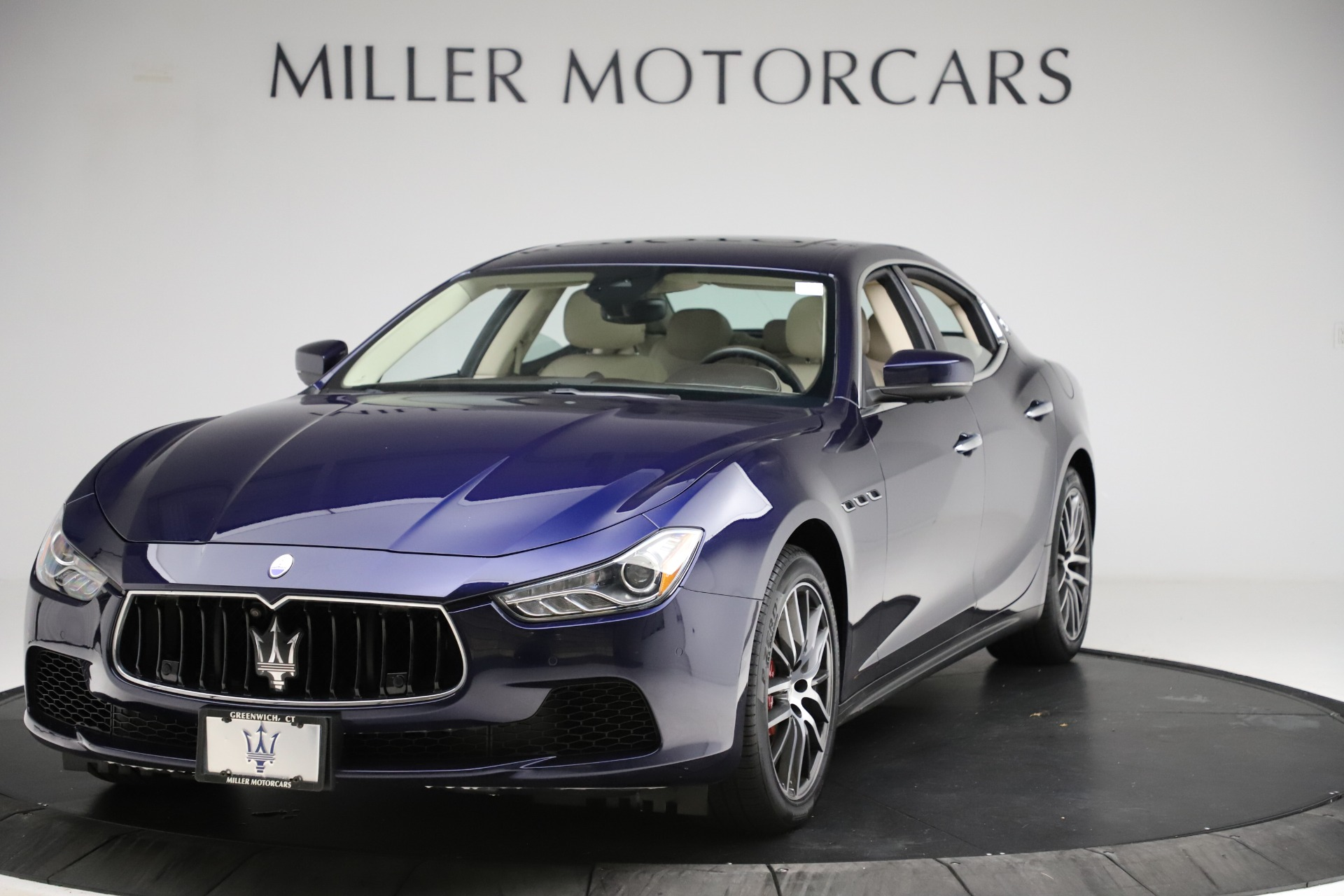 Used 2017 Maserati Ghibli S Q4 for sale Call for price at Maserati of Westport in Westport CT 06880 1