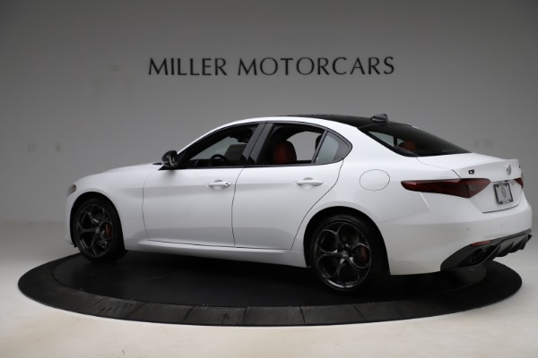 New 2020 Alfa Romeo Giulia Ti Sport Q4 for sale $51,495 at Maserati of Westport in Westport CT 06880 4