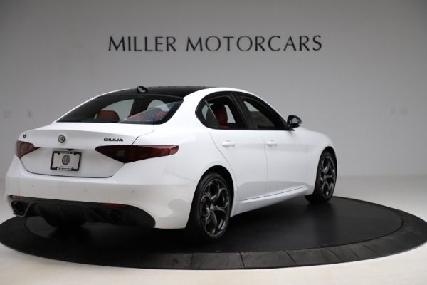 New 2020 Alfa Romeo Giulia Ti Sport Q4 for sale $51,495 at Maserati of Westport in Westport CT 06880 7