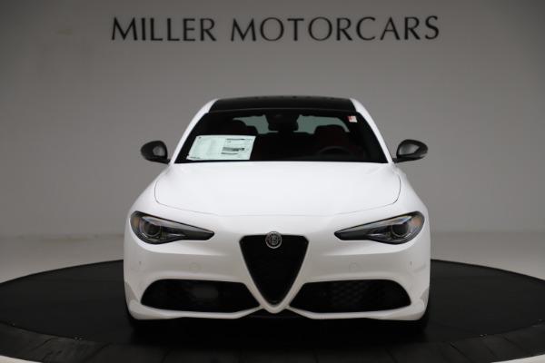 New 2020 Alfa Romeo Giulia Ti Sport Q4 for sale $52,395 at Maserati of Westport in Westport CT 06880 12