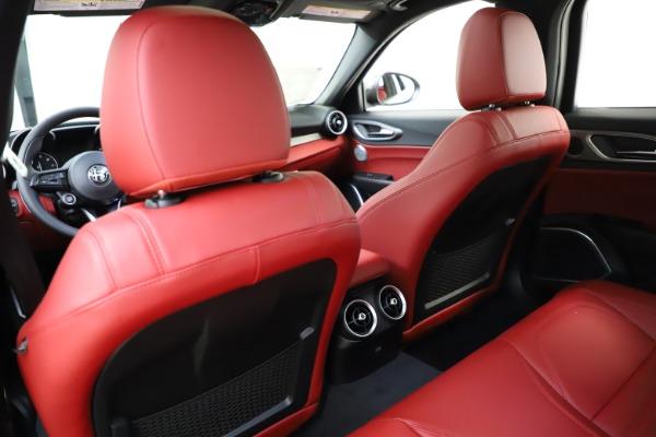 New 2020 Alfa Romeo Giulia Ti Sport Q4 for sale $52,395 at Maserati of Westport in Westport CT 06880 20