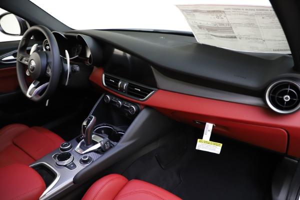 New 2020 Alfa Romeo Giulia Ti Sport Q4 for sale $52,395 at Maserati of Westport in Westport CT 06880 23