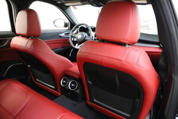 New 2020 Alfa Romeo Giulia Ti Sport Q4 for sale $52,395 at Maserati of Westport in Westport CT 06880 27