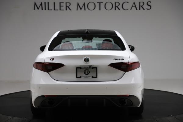 New 2020 Alfa Romeo Giulia Ti Sport Q4 for sale $52,395 at Maserati of Westport in Westport CT 06880 6