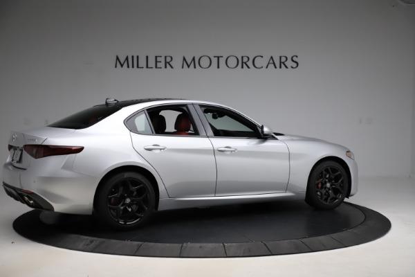 New 2020 Alfa Romeo Giulia Sport Q4 for sale $48,645 at Maserati of Westport in Westport CT 06880 8