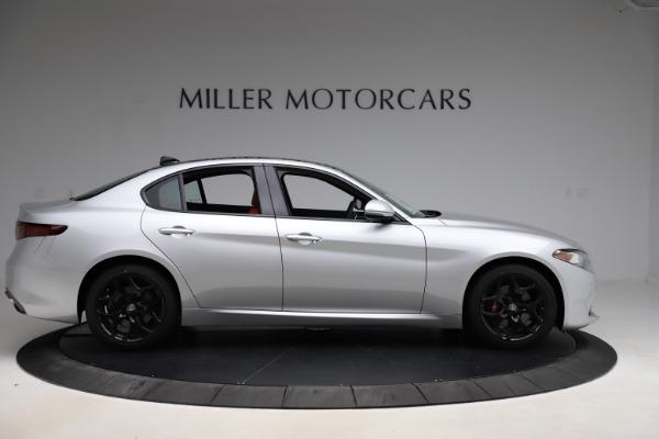 New 2020 Alfa Romeo Giulia Sport Q4 for sale $48,645 at Maserati of Westport in Westport CT 06880 9