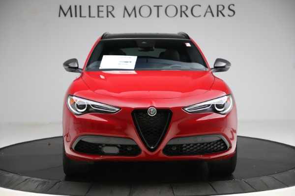 New 2020 Alfa Romeo Stelvio Ti Sport Carbon Q4 for sale $58,745 at Maserati of Westport in Westport CT 06880 12
