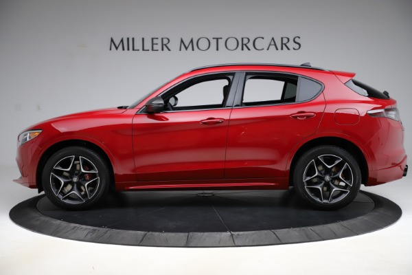 New 2020 Alfa Romeo Stelvio Ti Sport Carbon Q4 for sale $58,745 at Maserati of Westport in Westport CT 06880 3
