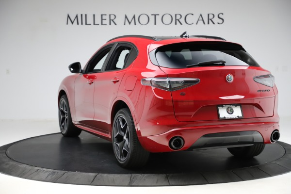 New 2020 Alfa Romeo Stelvio Ti Sport Carbon Q4 for sale $58,745 at Maserati of Westport in Westport CT 06880 5