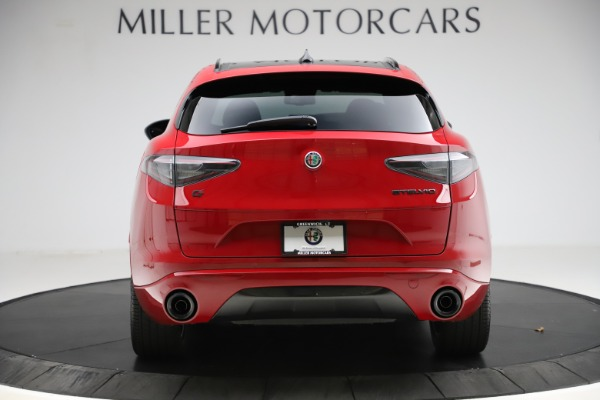 New 2020 Alfa Romeo Stelvio Ti Sport Carbon Q4 for sale $58,745 at Maserati of Westport in Westport CT 06880 6